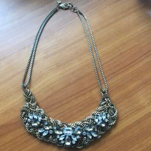 BR statement necklace